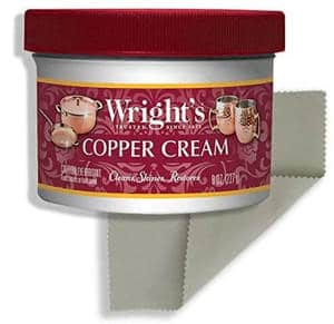 Wright's Copper and Brass Cream Cleaner