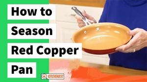 3 Easy Ways to Season Red Copper Pan – Step by Step