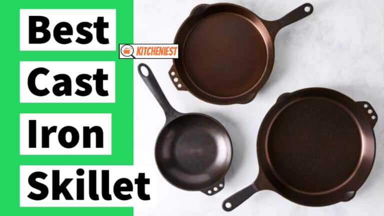 10 Best Cast Iron Skillets of 2019