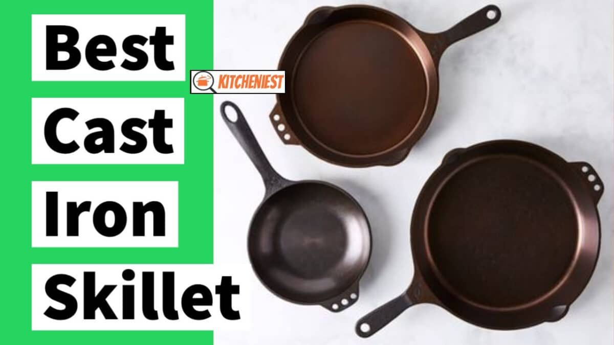 10 Best Cast Iron Skillets of 2021 – According to Kitchen Experts