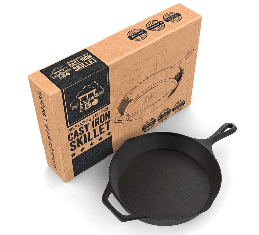 Australian Kitchen Cast Iron Skillet