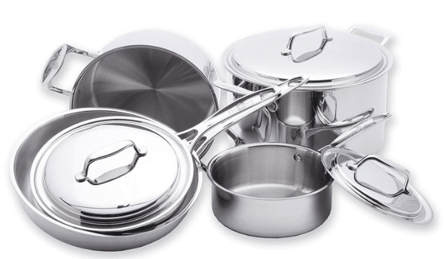 USA Pan Stainless Steel