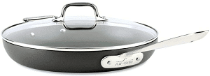 All-Clad HA1 Hard Anodized Nonstick Frying Pan Review
