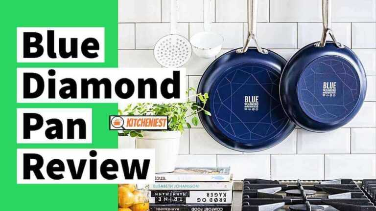 Blue diamond pan reviews