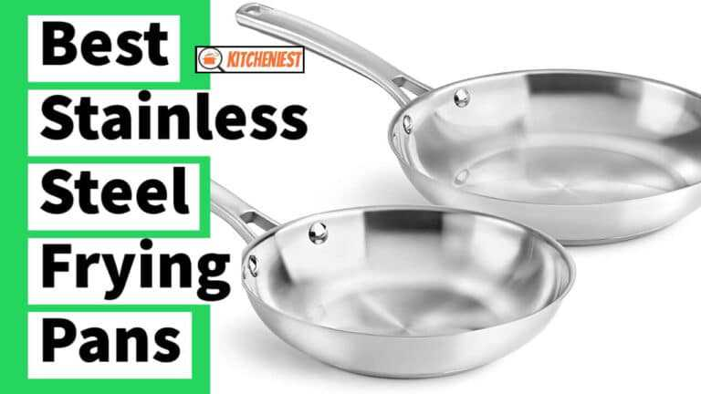 Stainless Steel Frying Pans