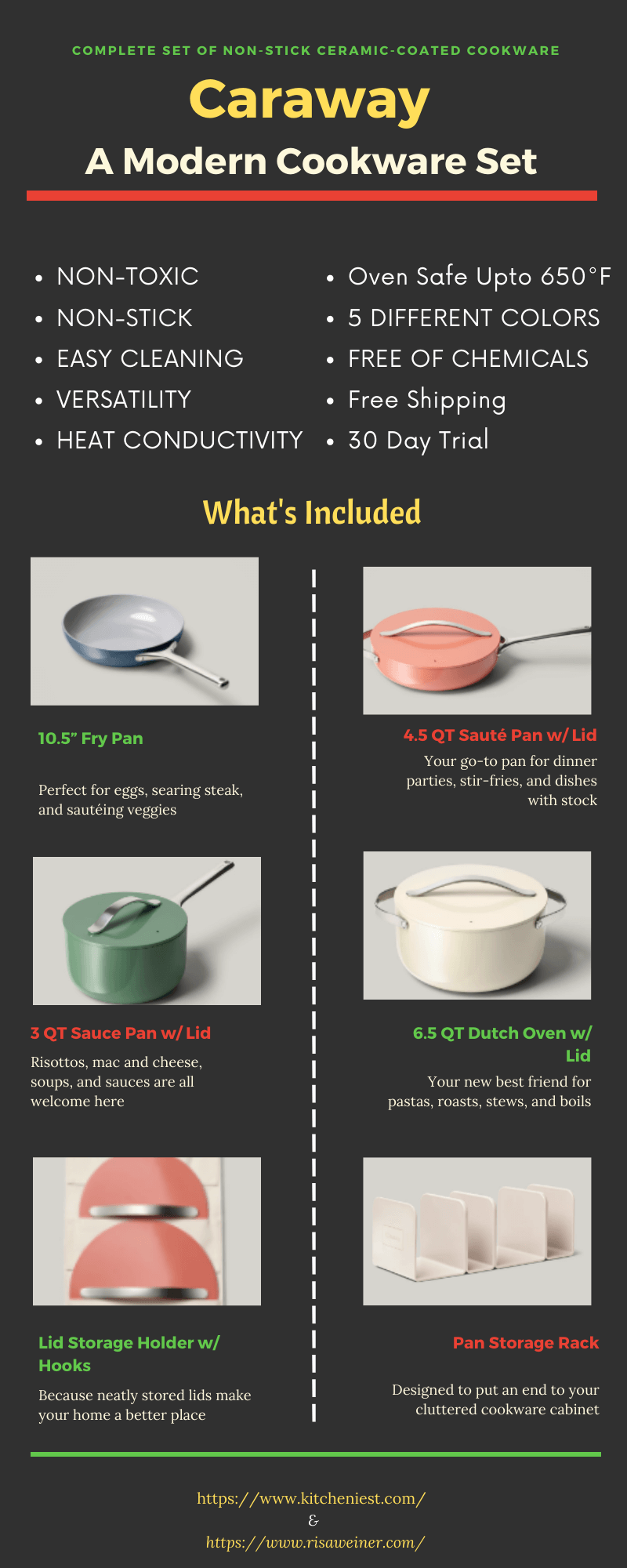 what is Caraway cookware