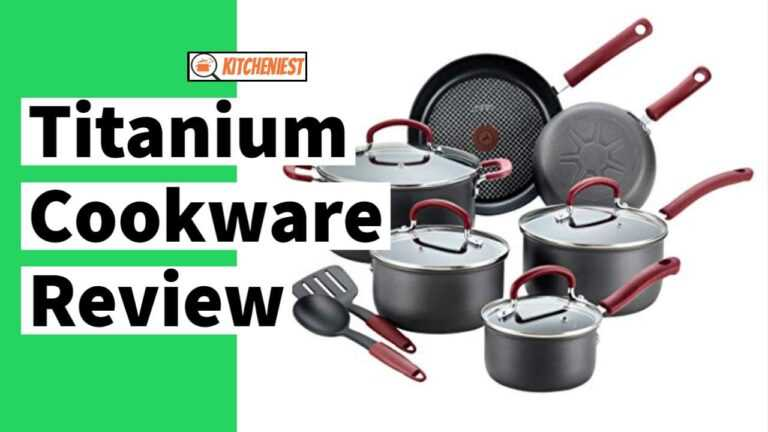 Titanium Cookware Reviews