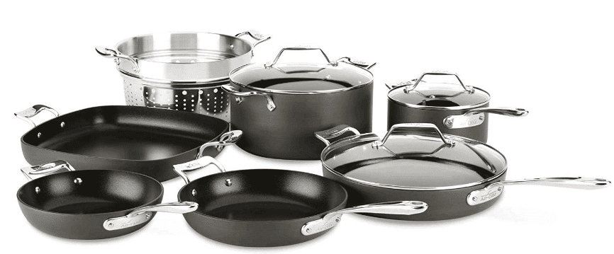 All-Clad non stick cookware review