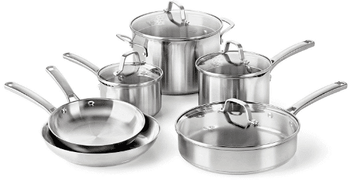 Calphalon 10-Piece set