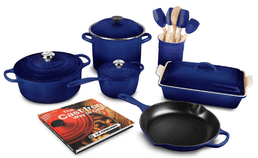 Review of Le Creuset 16-piece Cookware