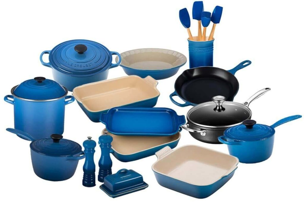 Le Creuset 23-Piece cookware review