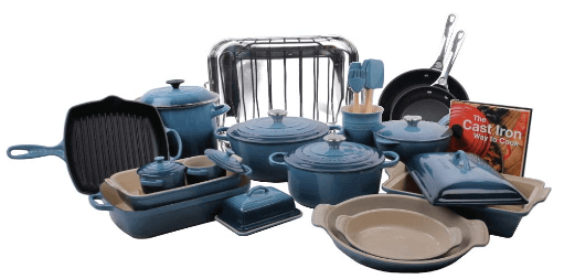 Le Creuset 27 Piece Cookware Review