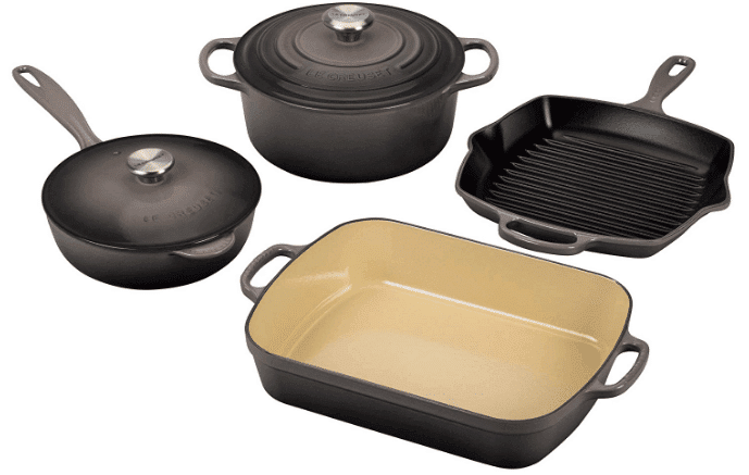 Le Creuset Cast Iron Set Review