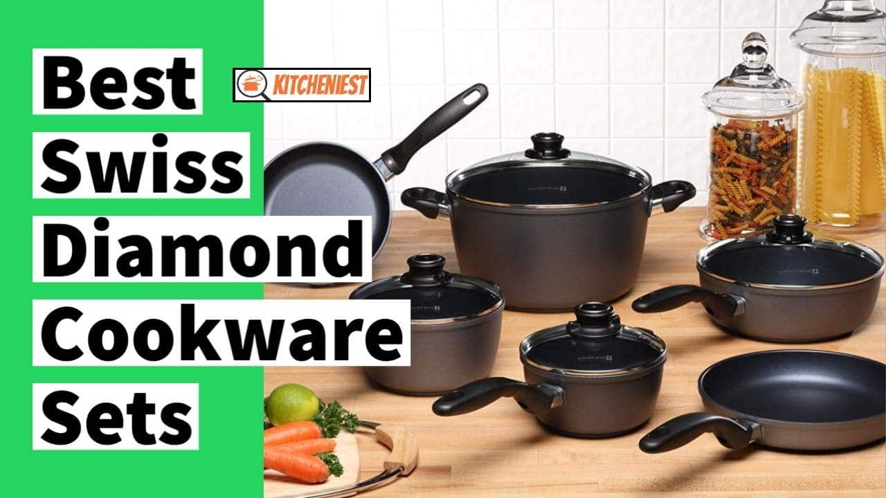 10 Best Swiss Diamond Cookware – Reviewed by our Experts