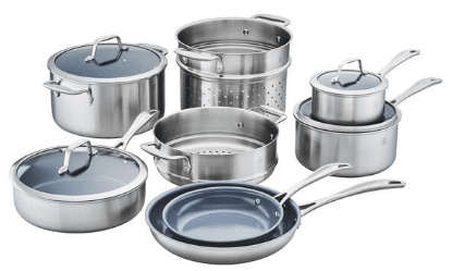 Zwilling 12-PC Cookware Review