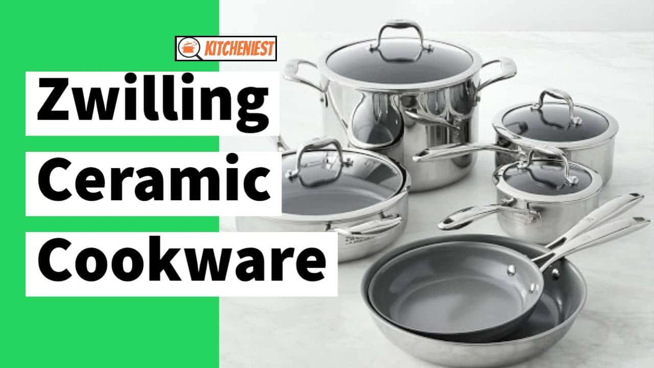 Zwilling Ceramic Cookware – In Depth Review for 2021