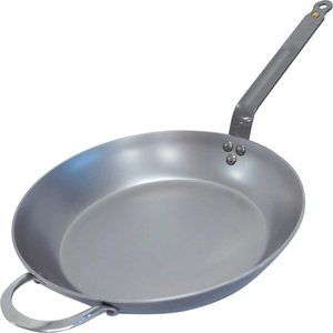 De Buyer MINERAL B Round Carbon Steel Fry Pan Review