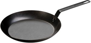 Lodge 12 Inch Seasoned Carbon Steel Skillet Review
