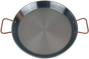 Magefesa Carbon Steel Paella Pan, 17 Inch review