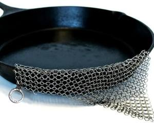 The Ringer - The Original Stainless Steel Cast Iron Cleaner Review
