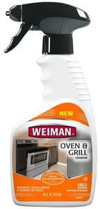 Weiman Oven Cleaner Review