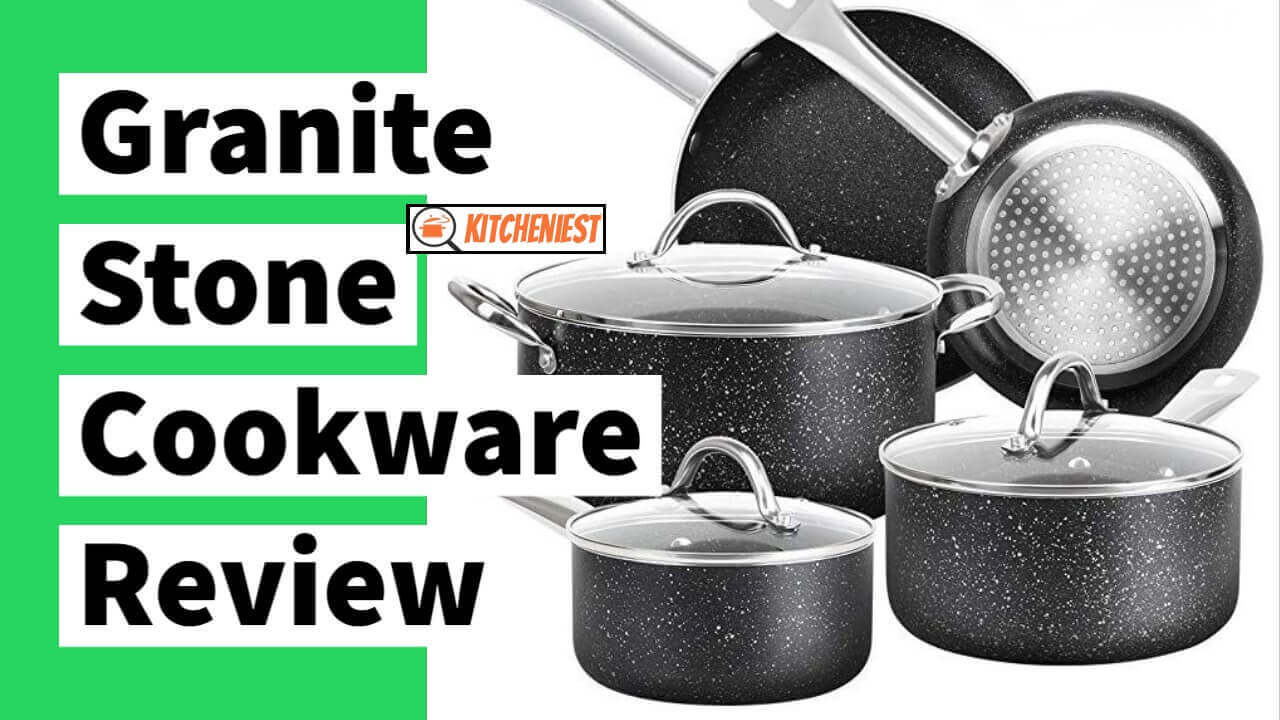 Granite Stone Cookware Review – All you need to know