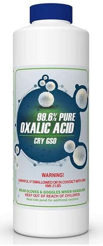 PURE OXALIC ACID Powder for cleaning