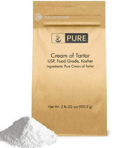 how to use Pure Cream of Tartar