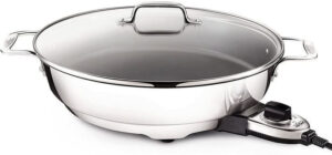 All-Clad SK492 Stainless Steel Electric Skillet Review