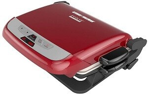 George Foreman 5-Serving Multi-Plate Evolve Grill Review