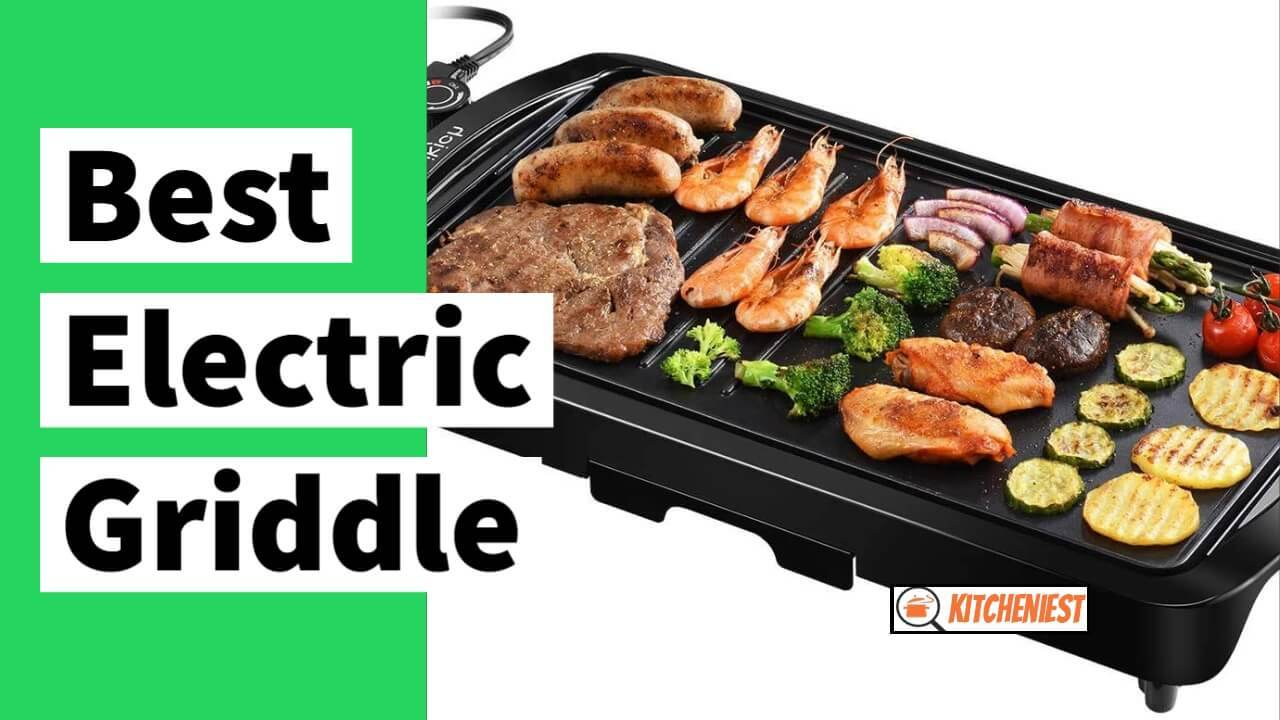 10 Best Electric Griddles to Buy in 2021 – Buyer's Guide