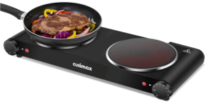 Cusimax Portable Electric Stove Review