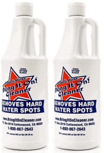 Bring it On Cleaner Hard Water Spot Remover Review