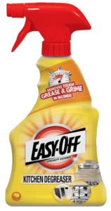 Easy-Off Specialty Kitchen Degreaser Cleaner Review