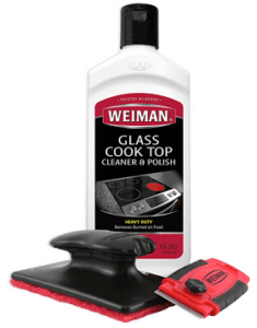 Weiman Cooktop Cleaner Kit Review
