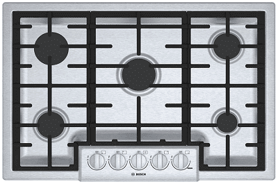 Bosch 800 Series 30 Stainless Steel 5 Burner Gas Cooktop Review