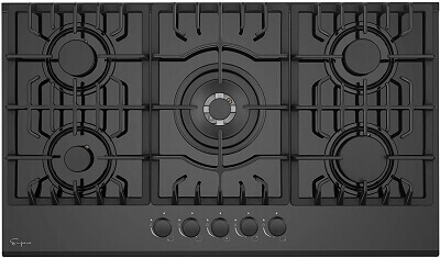 Empava 36 Bulit-in Tempered Glass Gas Cooktops Review