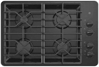 GE JGP3030DLBB 30 Inch Gas Cooktop with MAX System Review
