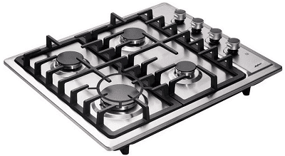 Hotfield 24 inch Gas Cooktop Sealed 4 Burners Review