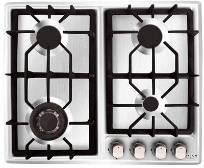 NOXTON 4 Sealed Burners Gas Cooktop Review