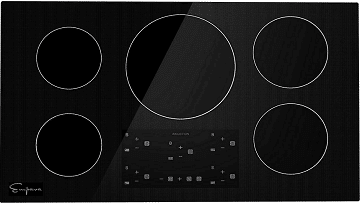 Empava 36 Inch Electric Stove Induction Cooktop Review
