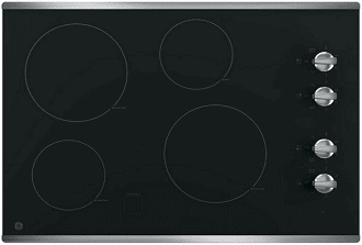 GE JP3030SJSS 30 Inch Smoothtop Electric Cooktop Review
