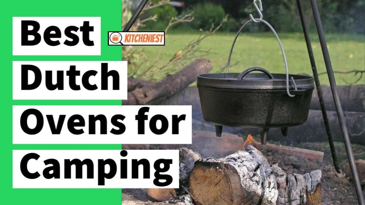 6 Best Camping Dutch Ovens in 2021 – Reviews & Buying Guide