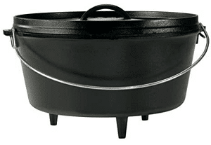 Lodge Deep Camp Dutch Oven Review