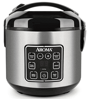 Aroma Housewares 2-8-CupsRice Grain Cooker Review