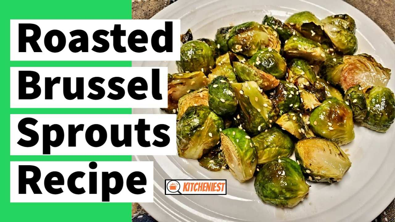 Roasted Brussel Sprouts Recipe By Risa – 3 SP on WW