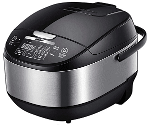 COMFEE 5.2Qt Asian Style Programmable All-in-1 Multi Cooker Review