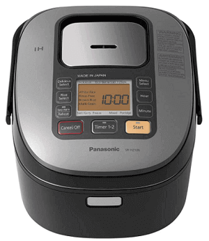 Panasonic 5 Cup Japanese Rice Cooker Review