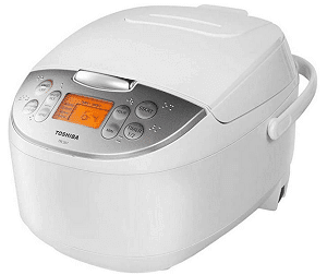 Toshiba TRCS01 Cooker 6 Cups Review
