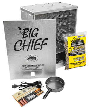 Smokehouse Products Big Chief Electric Smoker Review